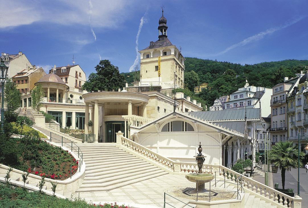 Kolumnada Karlovy Vary