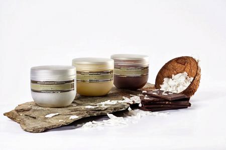 Kosmetyki naturalne - kokosowe