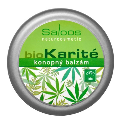 Obrazek SALOOS Bio  balsam konopny