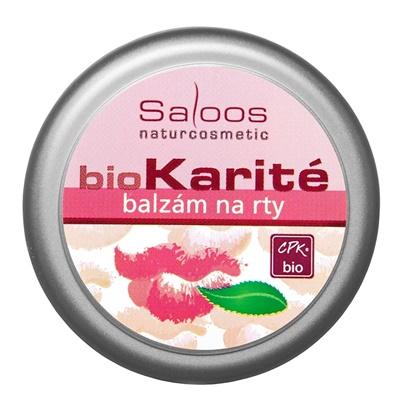 Obrazek SALOOS Bio Karité balsam do ust