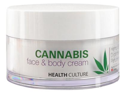 Obrazek MedicProgress Krem do twarzy i ciała Cannabis