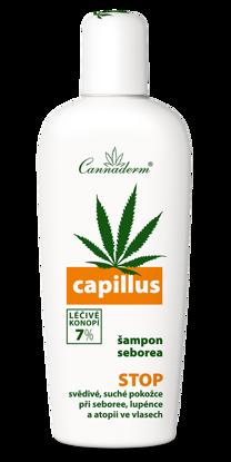 Zdjęcie Szamponu na problemy łojotokowe Capillus 150 ml marki Cannaderm