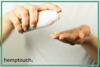 Obrazek Hemptouch Normalizujący krem konopny CBD - tester