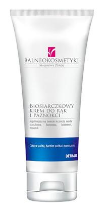 Zdjęcie Biosiarczkowego zmiękczającego kremu do stóp i pięt 100 ml marki Balneokosmetyki