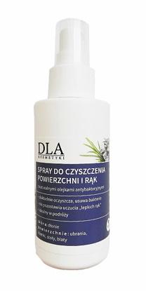 Obrazek Kosmetyki DLA Antybakteryjny spray do czyszczenia powierzchni i rąk