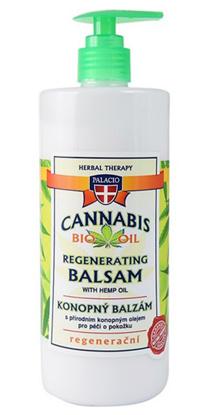 Obrazek Palacio Konopny balsam regenerujący 8%